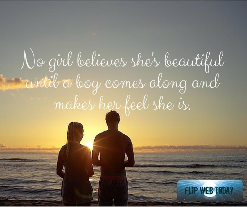 Make her feel beautiful