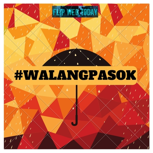 #WALANG PASOK