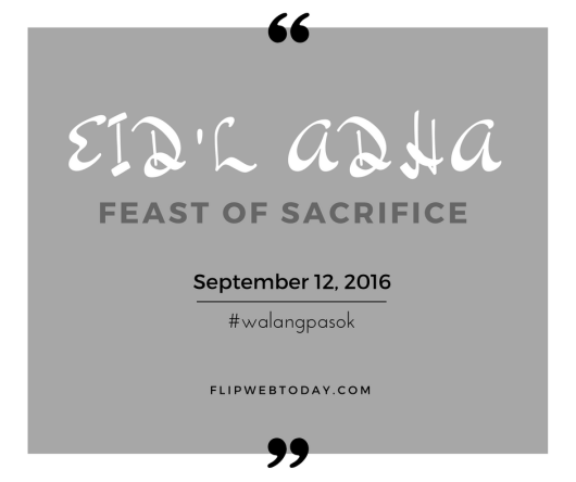 Eid'l Adha
