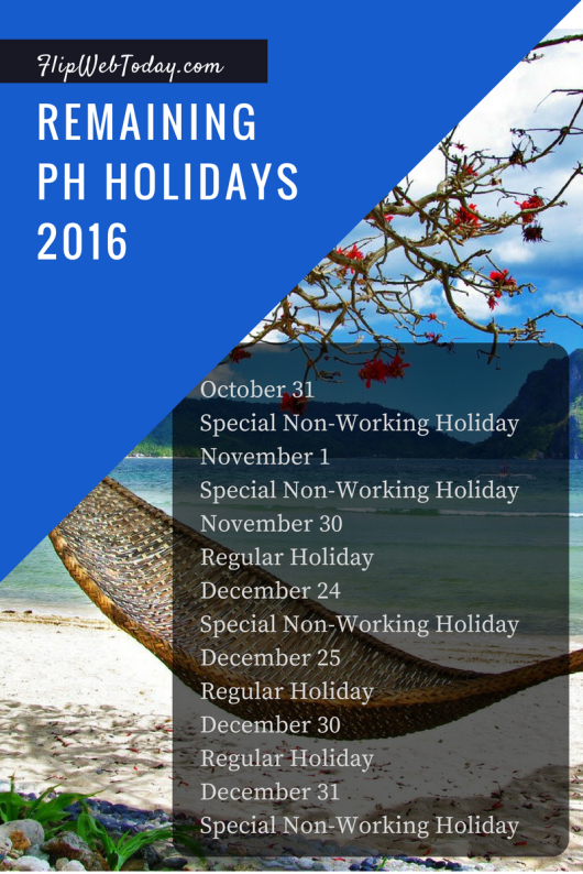 remaining-holidays