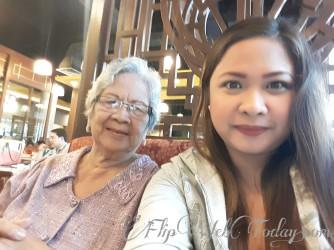 with Mama Lola