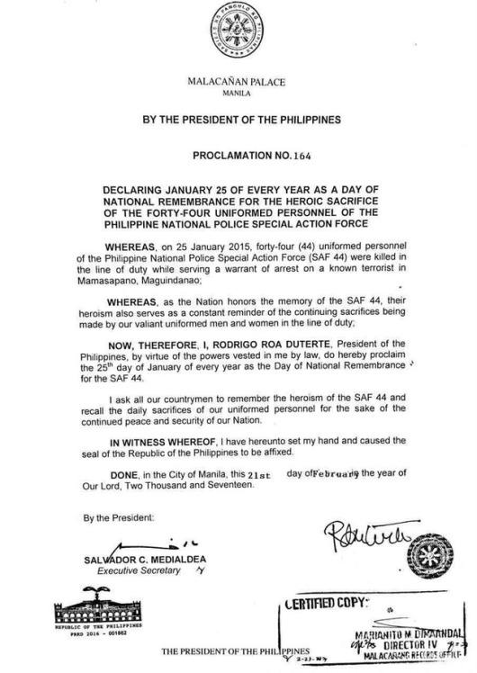 proclamation-164-saf-44